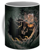 Swinging Through The Forest By Moonlight Coffee Mug