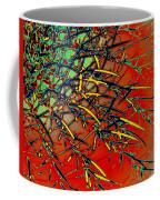 Swirl Barrel Cactus Coffee Mug