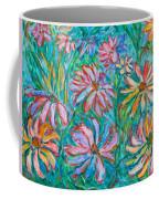 Swirling Color Coffee Mug
