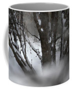 Swirling Into Winter Coffee Mug