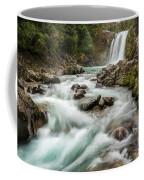 Swirling Waters - Tawhai Falls Coffee Mug