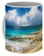 Swirling Waves Coffee Mug