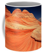Swirls And Petrified Dunes Coffee Mug