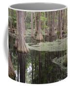 Swirls In The Swamp Coffee Mug