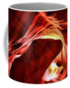 Swirls Of Fire Coffee Mug