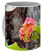 Swirls Of Pink Coffee Mug
