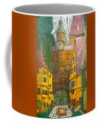 Swiss Birthday Party Coffee Mug