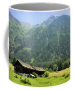Swiss Mountain Home Coffee Mug