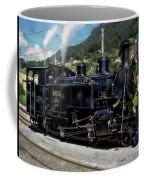Swiss Steam Locomotive Coffee Mug