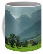 Switzerland Countryside Coffee Mug