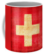 Switzerland Flag Coffee Mug by Setsiri Silapasuwanchai