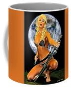 Sword And Dagger Coffee Mug