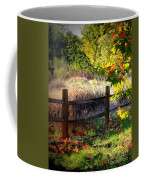 Sycamore Grove Fence 1 Coffee Mug