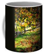 Sycamore Grove Fence 2 Coffee Mug