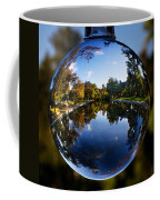 Sycamore Pool Through A Glass Eye Coffee Mug
