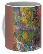 Sycamores And Willows Coffee Mug