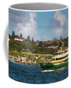 Sydney Harbour Panorama Coffee Mug