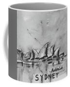 Sydney Coffee Mug