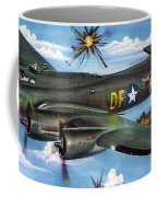Syfy- Army Bomber Coffee Mug