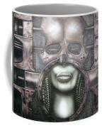 Syfy- Geiger 2 Coffee Mug