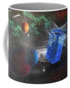 Syfy- Tardis 2 Coffee Mug