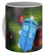 Syfy- Tardis 3 Coffee Mug