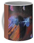 Syfy- Tardis Coffee Mug