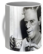 Syfy- Tea Time Coffee Mug