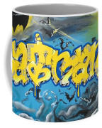 Sykotik And Pystoff Batman Coffee Mug