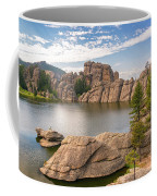 Sylvan Lake View Coffee Mug