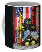 Symbols Of Heroism Coffee Mug