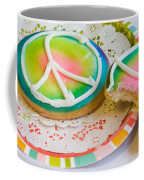 Symbols Of Peace Coffee Mug