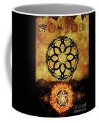 Symbols Of The Occult Coffee Mug