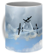 Symetry Of Flight Coffee Mug by Angel  Tarantella