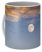 Symphony In The Sky Coffee Mug