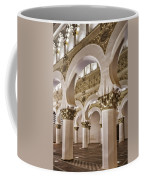 Synagogue Of St Mary The White Coffee Mug