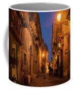 Syracuse Old Town Night Walk - Three Cats And A Couple Coffee Mug