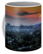 Syracuse Sunrise Coffee Mug by Everet Regal