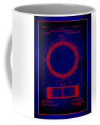 System Of Electrical Distribution Patent Drawing 1a Coffee Mug
