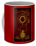 System Of Electrical Distribution Patent Drawing 2b Coffee Mug