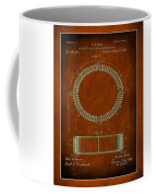 System Of Electrical Distribution Patent Drawing  Coffee Mug