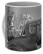 T-04902 Travelling To Climb In Style 1955  Coffee Mug