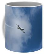 T-33 Jet Airplane 3 Coffee Mug