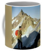 T-504412 Walt Buck Sellers At Bivouac Site Coffee Mug