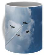 T-6 Texan Airplane Squad 1 Coffee Mug