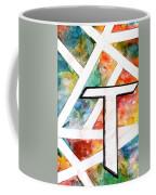 T Coffee Mug