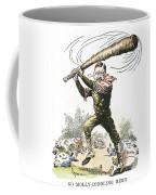 T. Roosevelt Cartoon, 1904 Coffee Mug