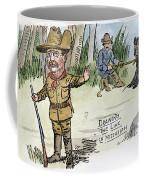 T. Roosevelt: Teddy Bear Coffee Mug