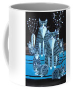Tabby Family Coffee Mug