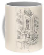 Table And Chair, Signers' Room, Independence Hall Coffee Mug